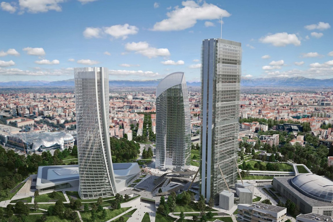 Martha Read Architects CityLife Milan